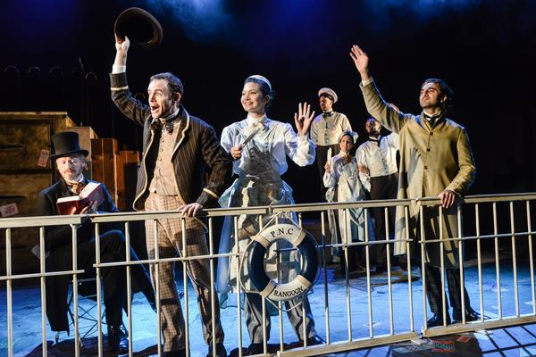 'Around the World in 80 Days' at The New Victory Theater