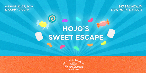 HoJo's Sweet Escape at 393 Broadway