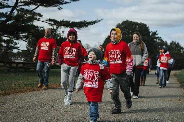 2nd Annual Smart Walk for Smart Kids with Learning Disabilities at Sherwood Island State Park