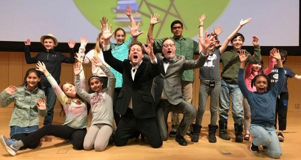 9th Annual 90-Second Newbery Film Festival at Brooklyn Central Library