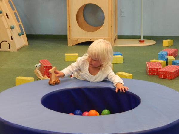 Tot Spot at Children's Museum of the East End