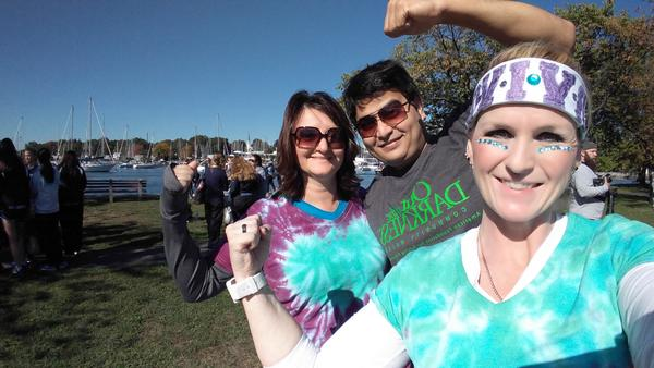 Westchester Out of the Darkness Community Walk at Harbor Island Park