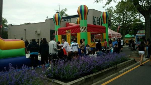 New Hyde Park Street Fair at Village of New Hyde Park