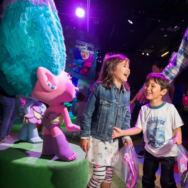 DreamWorks Trolls The Experience at 218 W. 57th St.