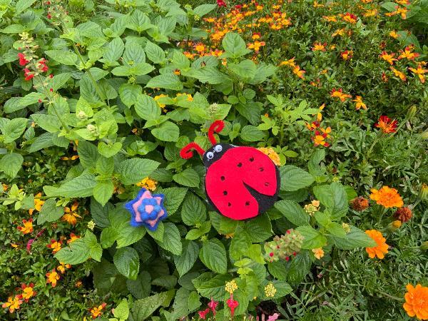 Garden Creativi-Tea at The Voelker Orth Museum