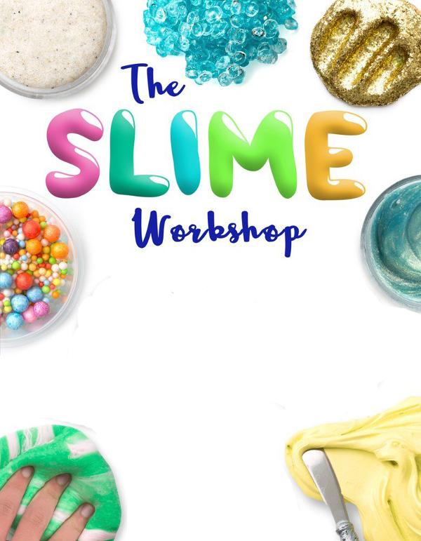 Summertime Slime Making Workshop at The Lanyard Ladies