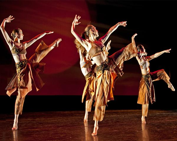 CrossCurrent Contemporary Dance Festival at Flushing Town Hall