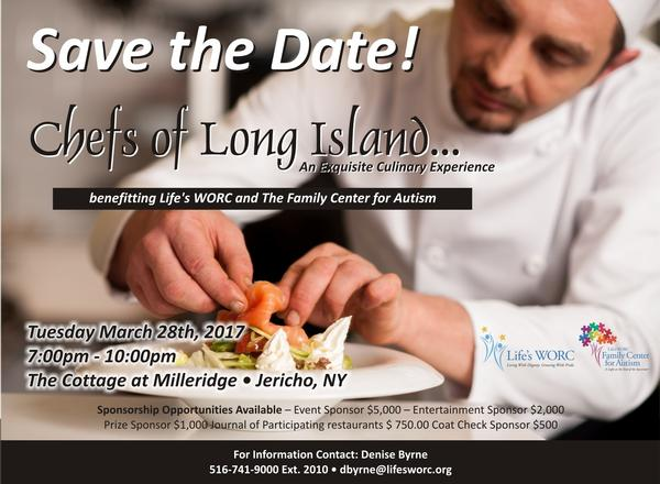 Chefs of Long Island at The Cottage at Milleridge
