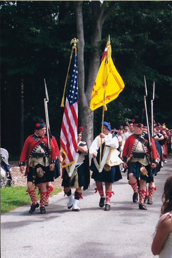 58th Annual Scottish Festival and Highland Games at Old Westbury Gardens