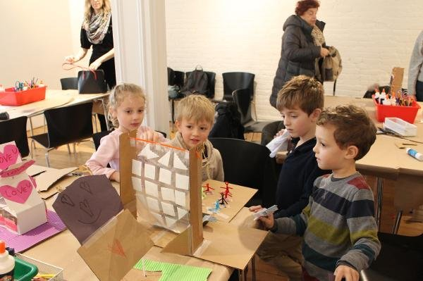 Family Day: I Love NYC at Center for Architecture