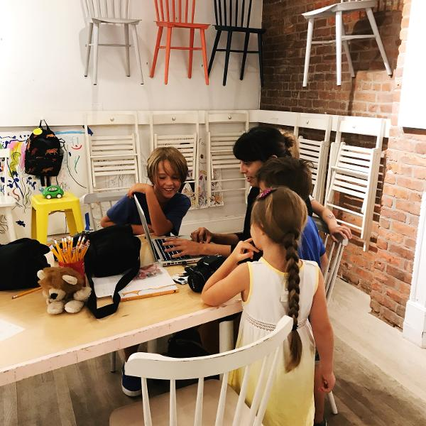 Photography Workshop at Stories Bookshop + Storytelling Lab