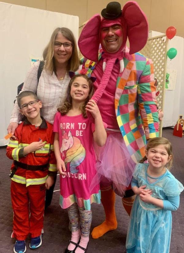 RTR Purim Spiel & Carnival at The Reform Temple of Rockland