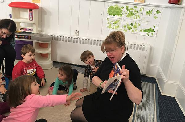 OPEN HOUSE at Trinity Episcopal Church Roslyn Childcare Center