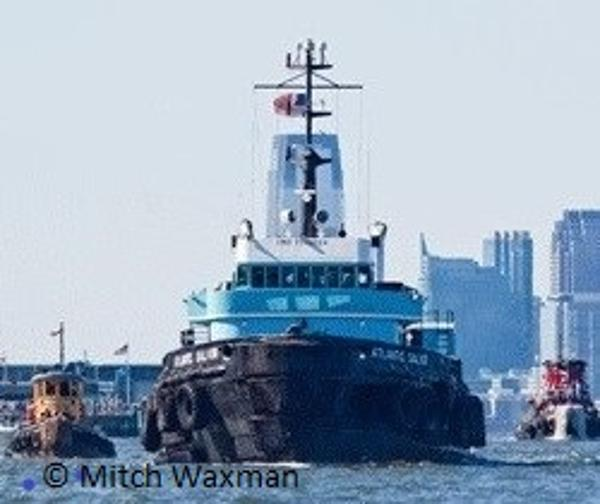 27th Annual Tugboat Race & Competition sponsored by the Working Harbor Committee at Circle Line Sightseeing Cruises