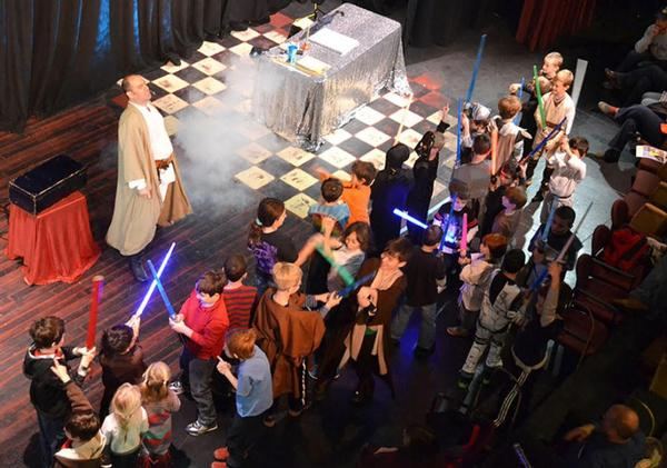 Just Kidding: Jedi Academy at Symphony Space — Leonard Nimoy Thalia Theatre