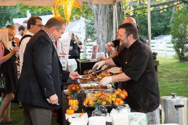 Evening of Food & Wine Under the Stars at Huntingon Historical Society's Kissam House