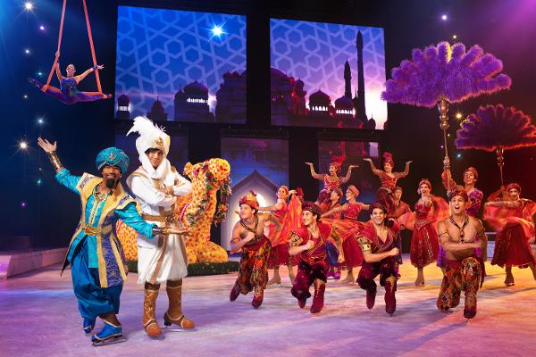 Disney on Ice Presents Road Trip Adventures at Barclays Center