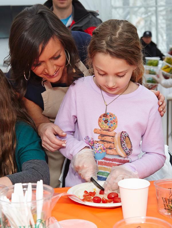 Kids Food Festival 2016 at Bryant Park