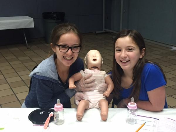 American Red Cross Babysitter Certification at JCC of Mid-Westchester