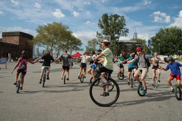 NYC Unifest at Governors Island and various locations