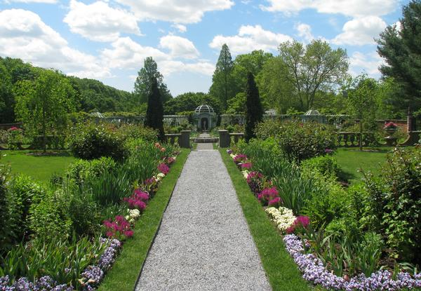 End of Season Garden Tour at Old Westbury Gardens