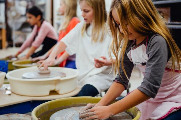 Clay Art Center Spring Youth Classes 2017 at Clay Art Center