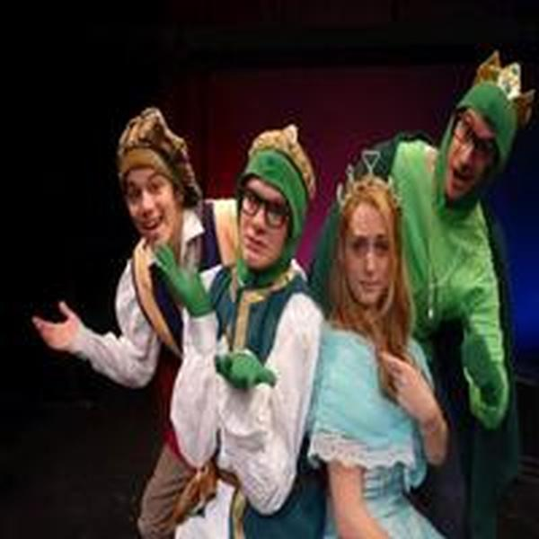 Theatre Three 'The Frog Prince' Information 08/04/17 through 08/12/17