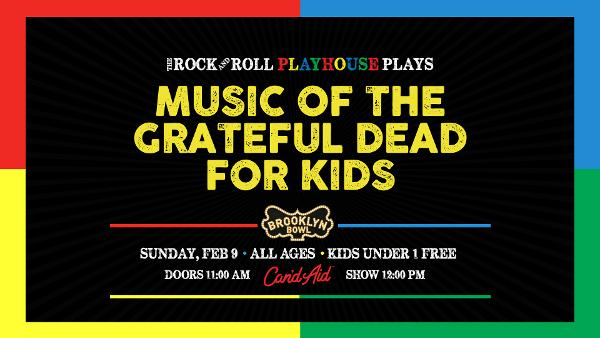 The Purple Party ft. the Music of Prince for Kids at Brooklyn Bowl