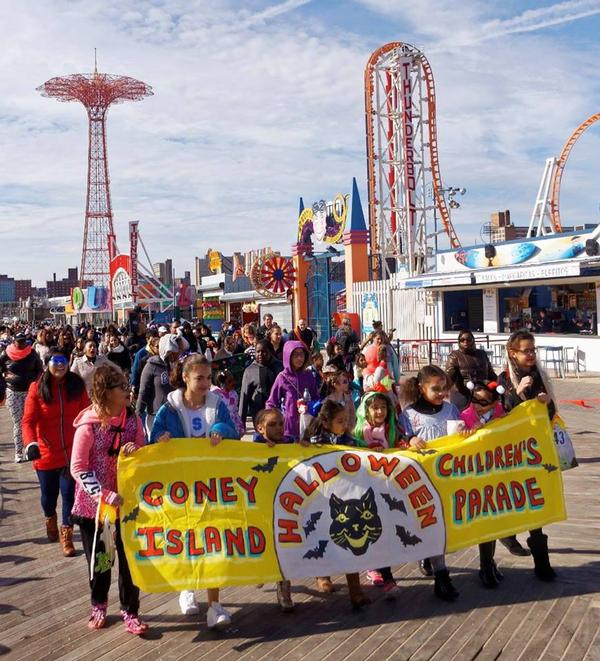 coney island children s halloween parade information 10 27 18 halloween harvest