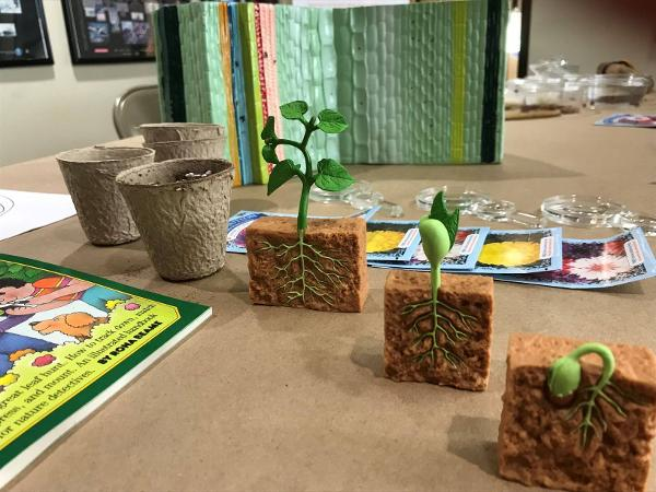 Future Scientists: Junior Be a Botanist at Long Island Science Center