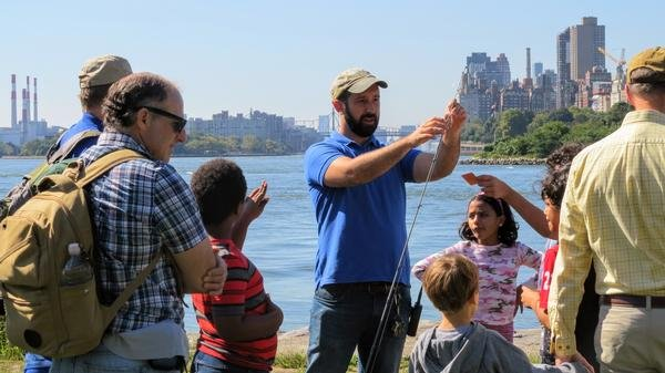 Get Hooked Fishing Festival at Randall's Island Park
