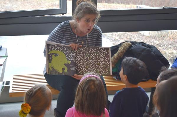 Storytime & Craft at Queens Botanical Garden