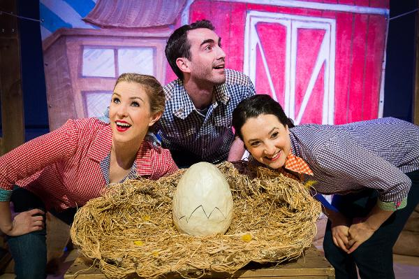 Treehouse Shakers' Hatched at BAM Fisher