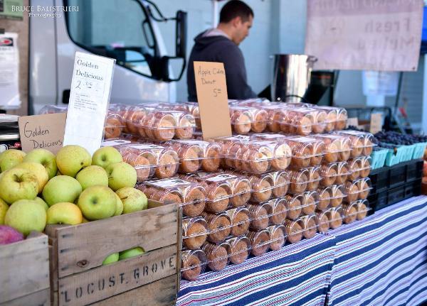 Warwick Applefest at Hudson Valley Village of Warwick