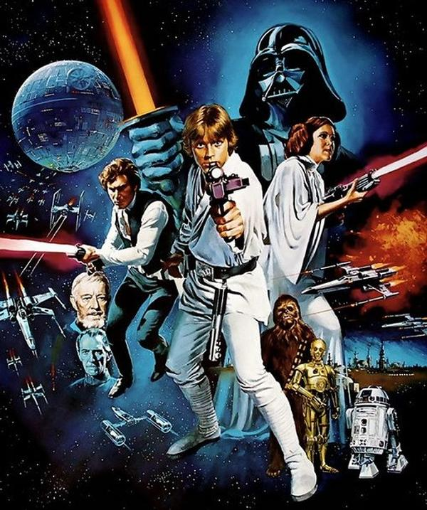 Outdoor Film: Star Wars IV – A New Hope at Southampton Arts Center