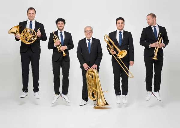 Canadian Brass: Christmas Time Is Here at The Performing Arts Center, Purchase College