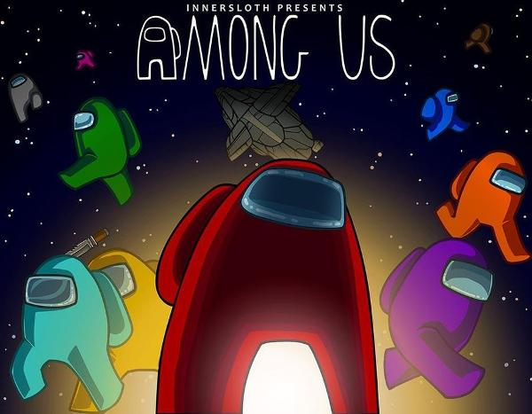 Among Us Virtual Night at Patchogue-Medford Library