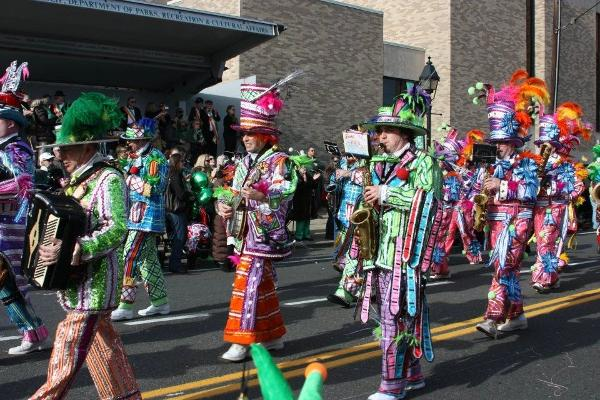 Bay Shore Brightwaters St. Patrick's Day Parade at Main Street