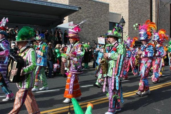 Bay Shore Brightwaters St. Patrick's Day Parade at Main Street