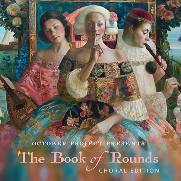 """Cerddorion & October Project Present the NYC Premiere of """"The Book of Rounds at St. Ignatius of Antioch"""