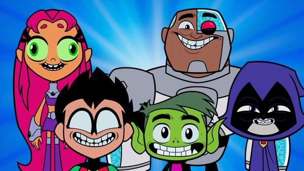 Family Night Out: 'Teen Titans Go!' at Brentwood Public Library
