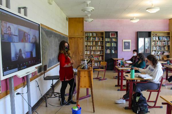 ONLINE Virtual Open House for Middle & High School at The Waldorf School of Garden City