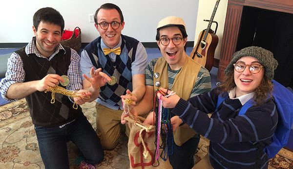 'Red Kite Treasure Adventure' at Tilles Center for the Performing Arts