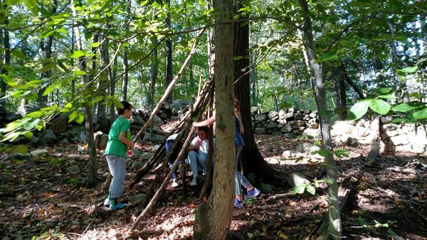 Summer Survival Camp at Westmoreland Sanctuary
