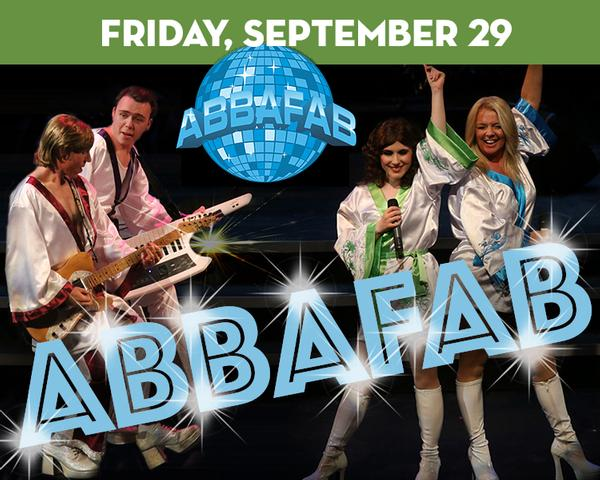 ABBAFAB at The Suffolk Theater