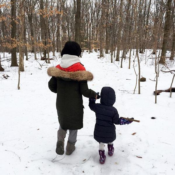 Knee-High Naturalists at Tenafly Nature Center