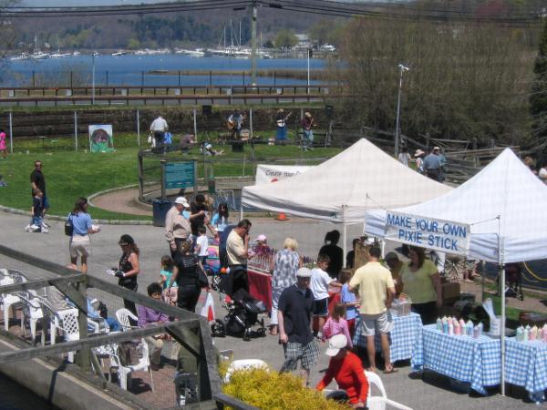 Spring Festival at Cold Spring Harbor Fish Hatchery & Aquarium
