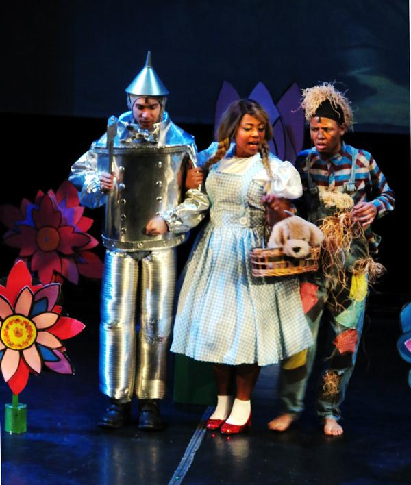 'The Wizard of Oz' at Harlem Rep