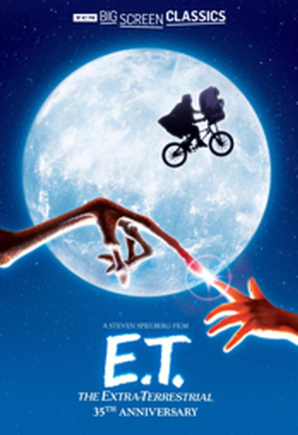 Fathom Events in HD: E.T. the Extra-terrestrial at The Ridgefield Playhouse