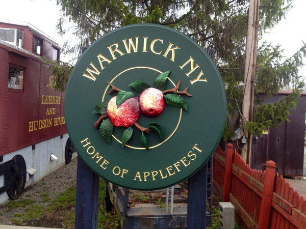 Warwick Applefest at Village of Warwick